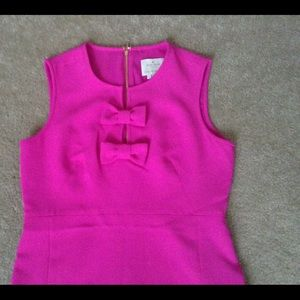 Kate Spade Pink Dress with Bows